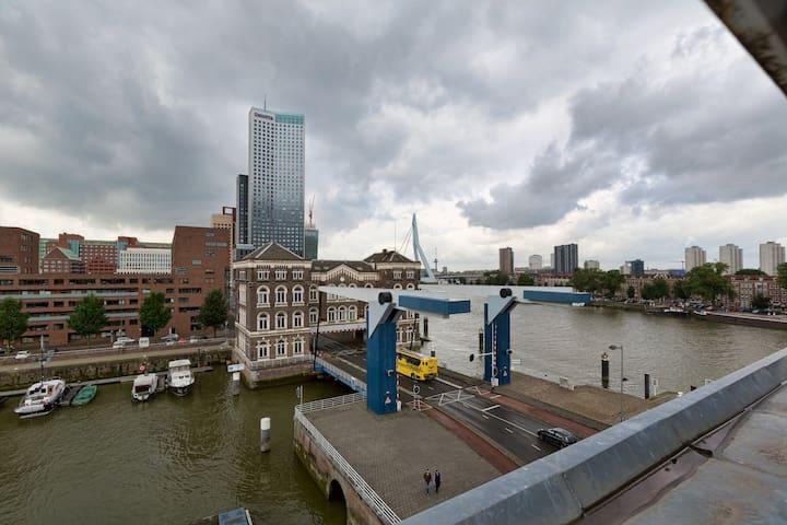 Karen's Rooftop Apartment - Rotterdam - Appartement