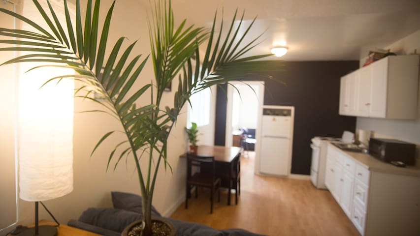 Private One Bedroom by Venice Boardwalk and Beach!