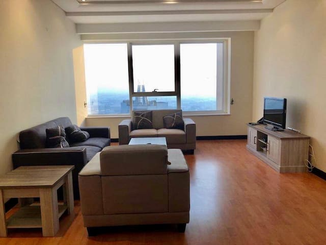 Fully Furnished 3-Bedroom Flat in Abraj Al Lulu