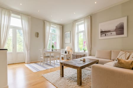 Very Central Beautiful Modern Apartment - Bergen