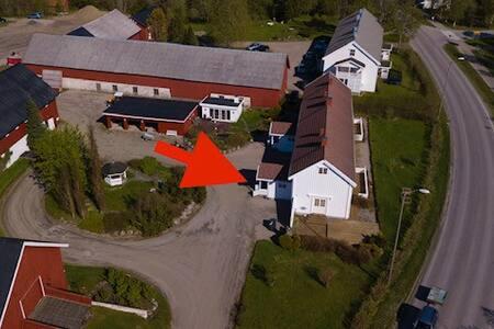 Innholdsrik leilighet - Ved Namsen og Fv 17