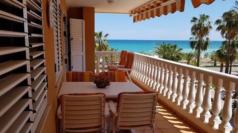 Apartamento en playa de Moncofar (Castellón)