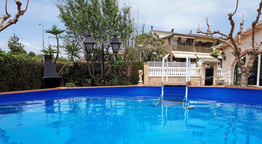Family house in La Mora beach - Tarragona