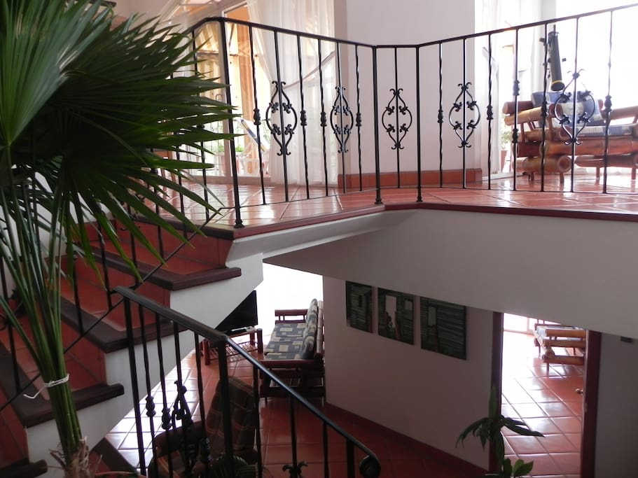 Second and 3rd floor