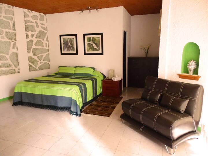 Villa Oaxaca, Suite Verde