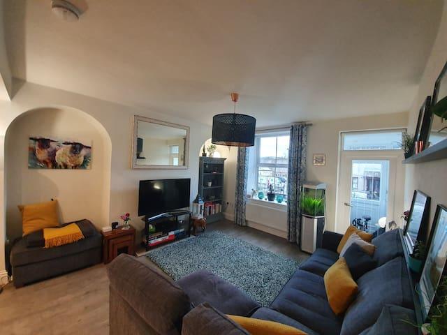 Modern Cottage (3mi fr Ilkley & Bolton Abbey)