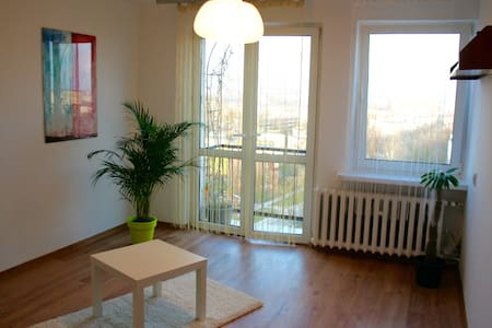 Entire Apartment with stunning View of Kielce - Daire