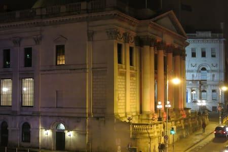 Dublin Castle & Temple Bar! - Dublin