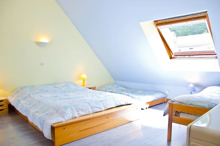 Homey and cosy B&B - Loire Valley - Souvigny-de-Touraine - Bed & Breakfast
