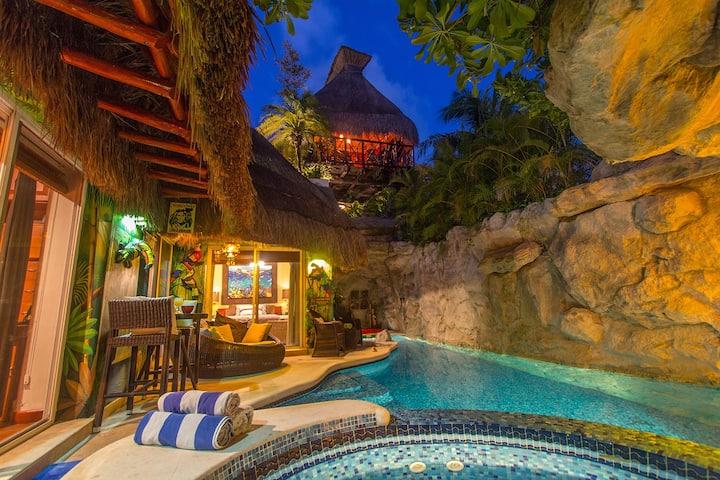 Private Hidewaway: Casa Marina grotto (reduced $$)