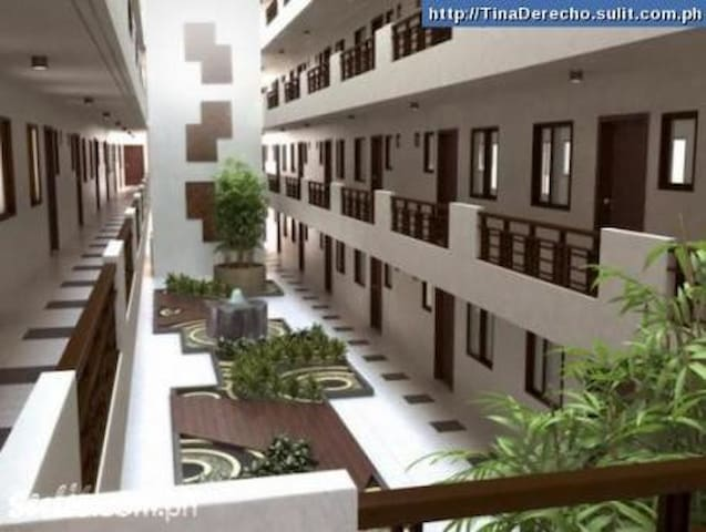 1-Bedroom with a view - Quezon City - Apartment
