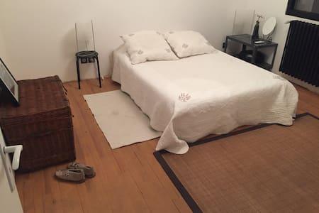 belle chambre de 15 m2 + SDB privée - Casa