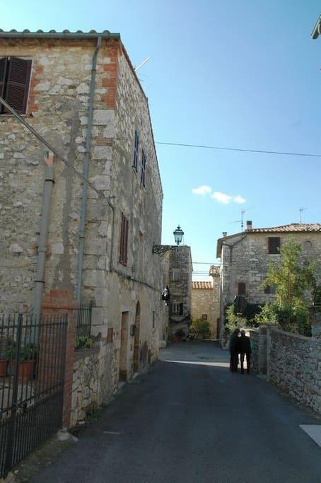 Il palazzetto storico