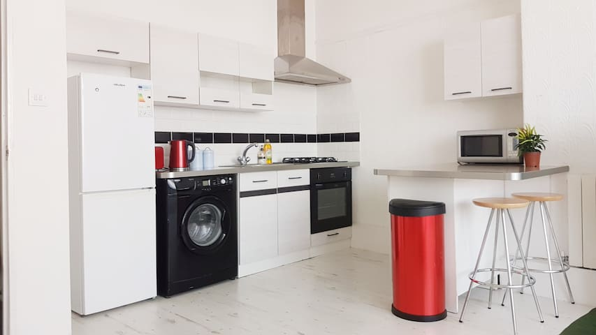 Stunning apartment in the heart of Blackpool