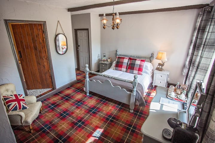 Cosy En-Suite Room at The Barsham Arms
