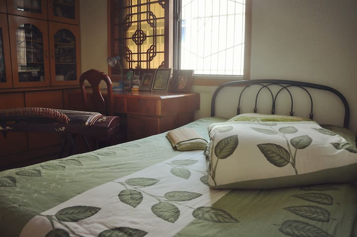 临杜甫草堂金沙的温馨居室限女性 Sweet home near Jinsha Famle only - Chengdu