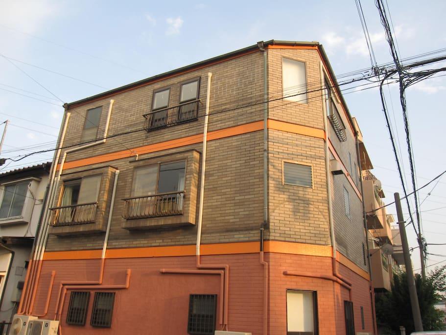 auberges de jeunesse louer edogawa tokyo japon. Black Bedroom Furniture Sets. Home Design Ideas