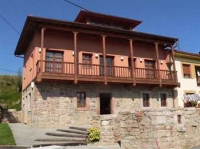 Casa de Aldea La Gantal - Peñerudes - Dom