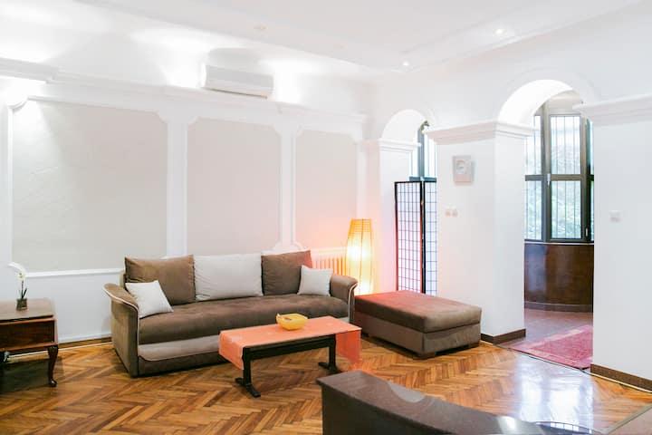 Belgrade Skadarlija apartment /heart of the center