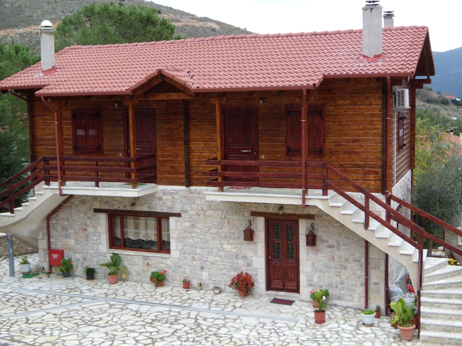Traditional Guesthouse Arhontiko Kordopati στην Αρκαδία