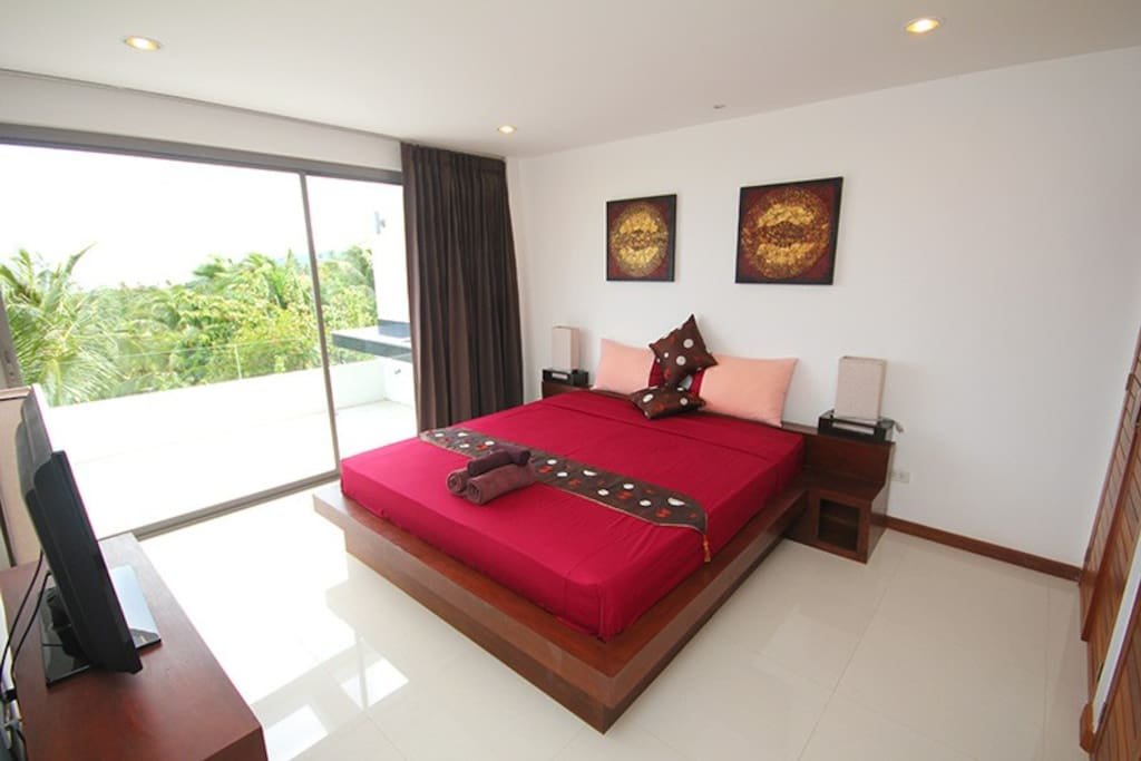 Awesome luxury apartment in Lamai