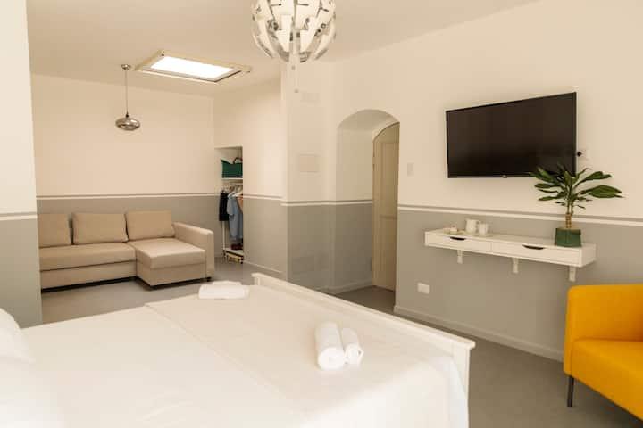 La cupola b&b in centro a Catania in appartemento