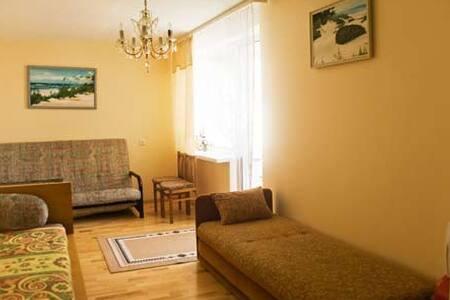 Kambarių nuoma Nidoje - Nida - Apartament