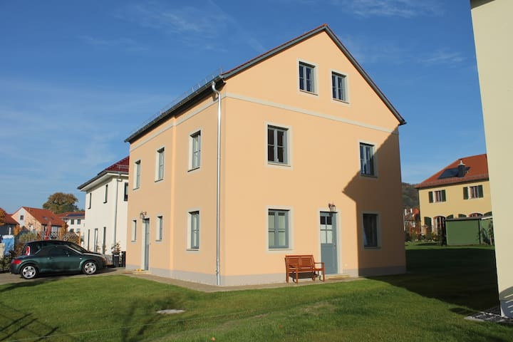 Appartment an der Dresdner Heide. - Radebeul - Vila