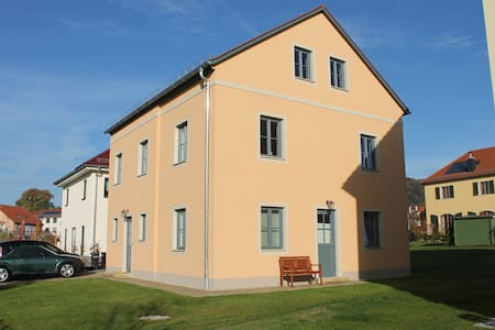 Appartment an der Dresdner Heide. - Radebeul - Villa