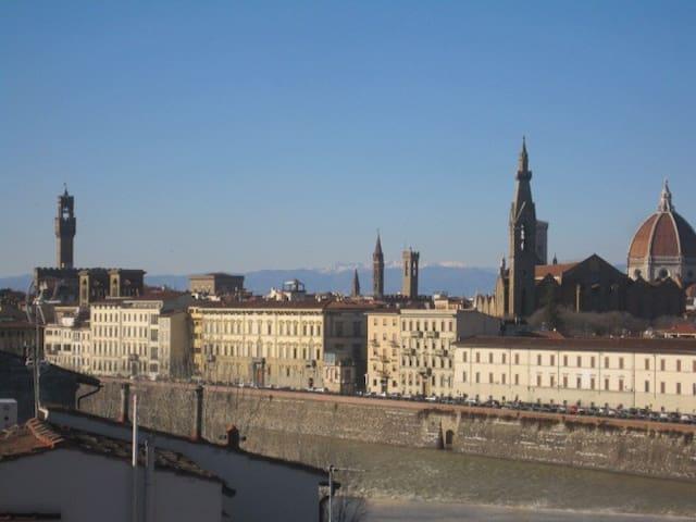 San Niccolò Quiet Apartment