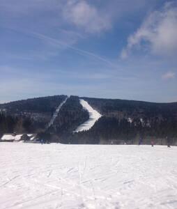 knus  appartement bij skigebied