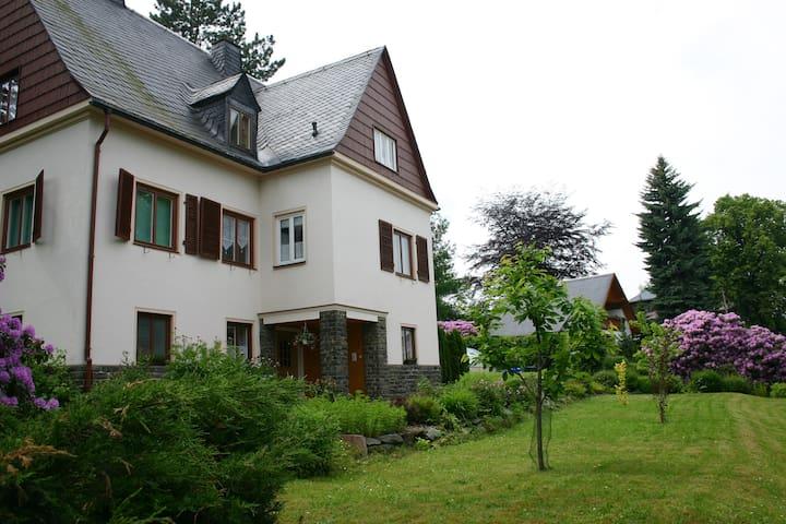 4 Sterne Ferienvilla im Erzgebirge