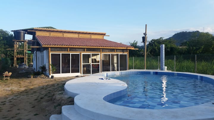 Beautiful house in Palomino, Indigo Home!!!