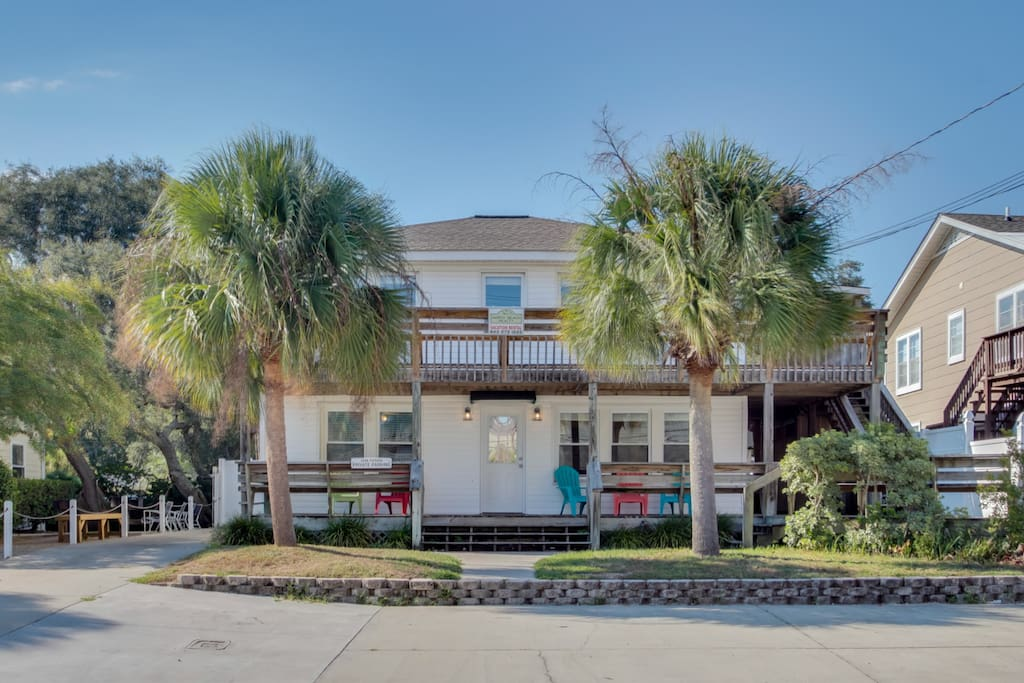 Beach Houses For Rent In Myrtle Beach Pet Friendly