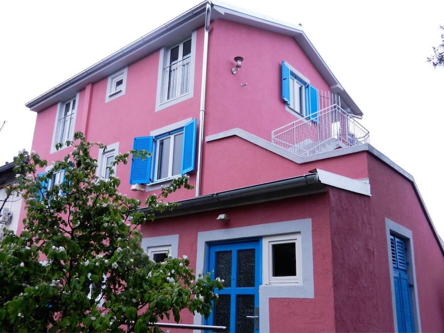 The Cottage Vlahov *** Das Ferienhaus Vlahov