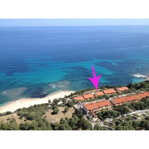 On the Beach - Cala Gonone - Apartmen