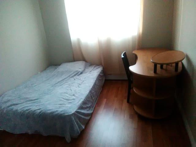 Chambre privée à louer dans appartement
