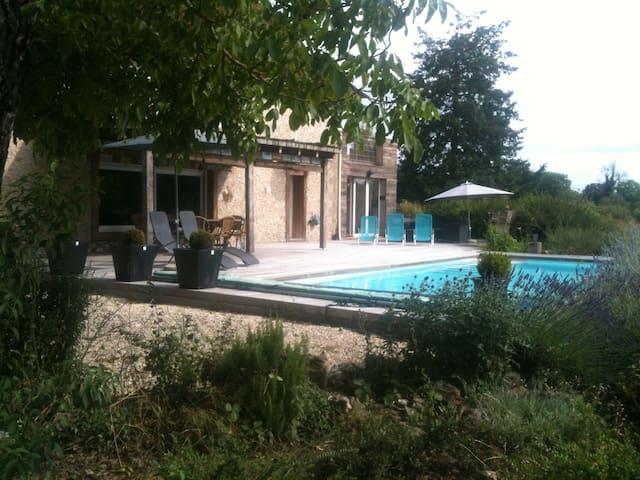 Maison de vacances en Vallée de la Dordogne