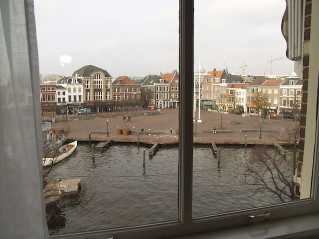 canalhouse apartment - Leiden - Huoneisto