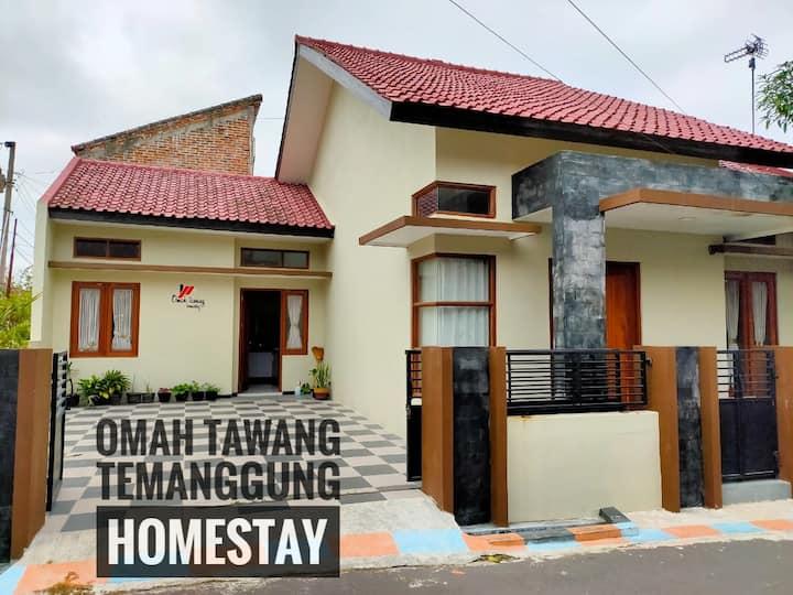 Omah Tawang Homestay Temanggung