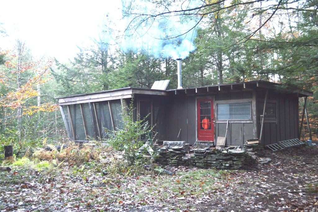 Poetic Creek Cabin