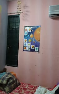 A comfortable room for 2 person.  - Rawang - Casa