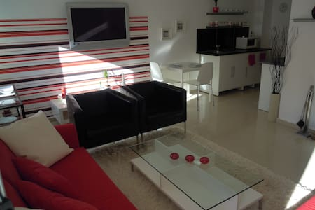 New apartment with fireplace - Stará Paka - Vila