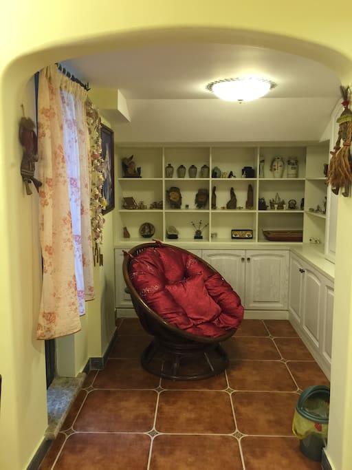 温馨,舒适的房间