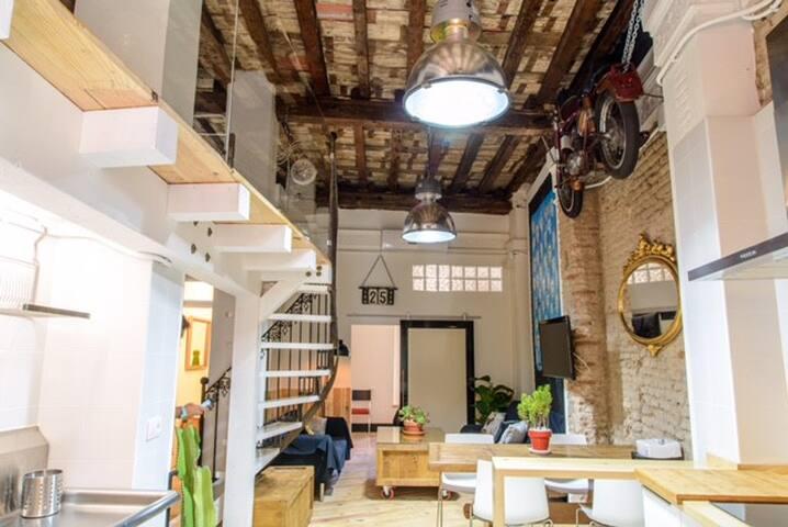 ALAMEDA DE HERCULES, 2 BEDROOMS, LOCAL AREA