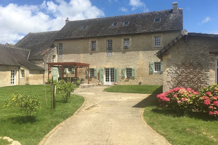 Chambres D'Hôtes (Jardin Secret) - Thaon - Bed & Breakfast