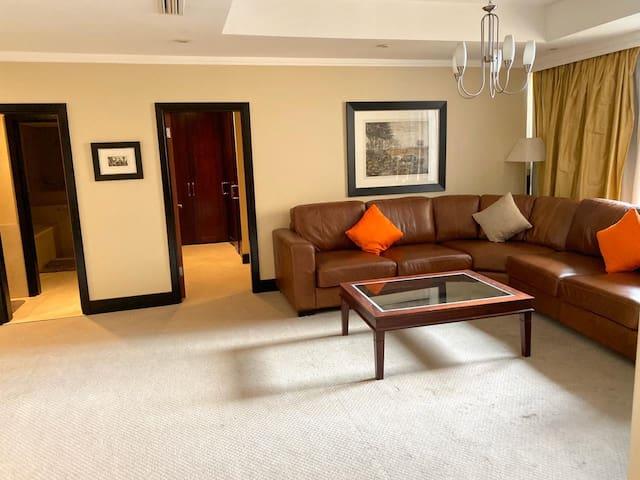 Apartment in Sandton City- Raphael Penthouse Suite
