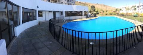 Departamento Condominio Rocas Del Valle