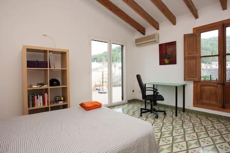 Habitacion doble en S'Arracó - S'Arracó - 단독주택