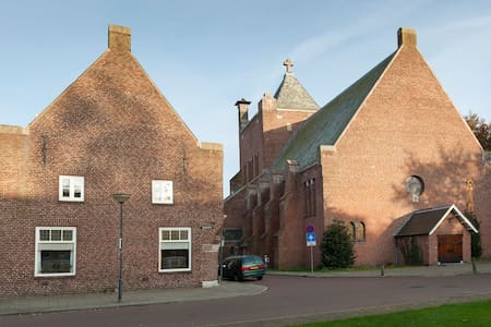 2-persoonskamer in monumentaal pand - Vught - Inap sarapan